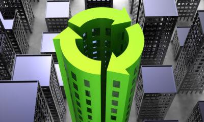 sustainable green buildings in Spain