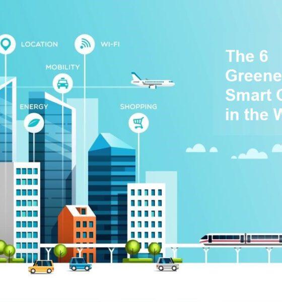 list of smart cities